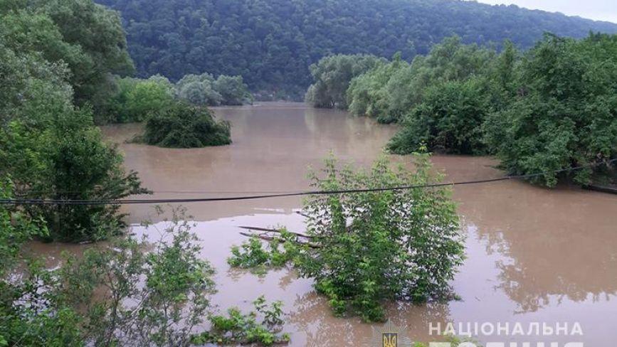 Три райони Тернопільської області перебувають під загрозою підтоплень (ФОТО)