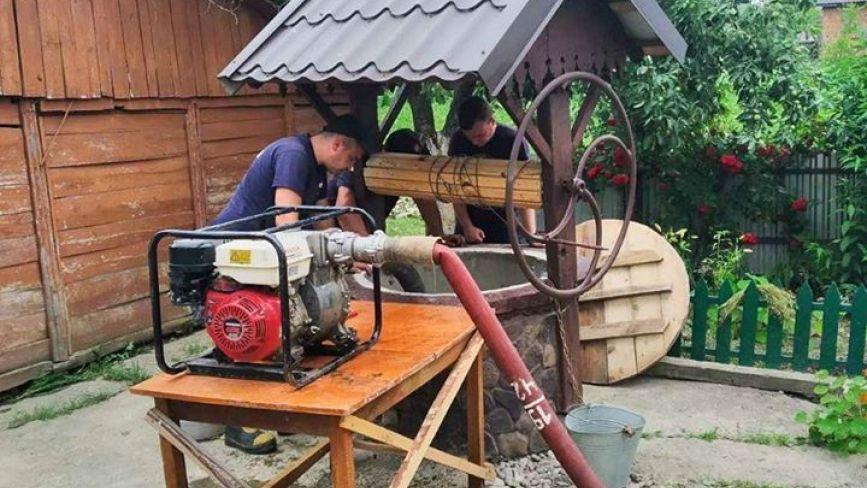 На Тернопільщині 107 будівель усе ще залиті водою (ФОТО)