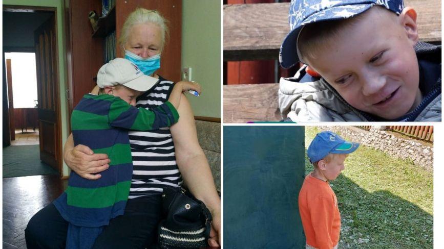 """""""Прошу, помоліться за дитину"""": 10-річний Едік вже в Києві на обстеженні. Можливо, операція буде не одна"""