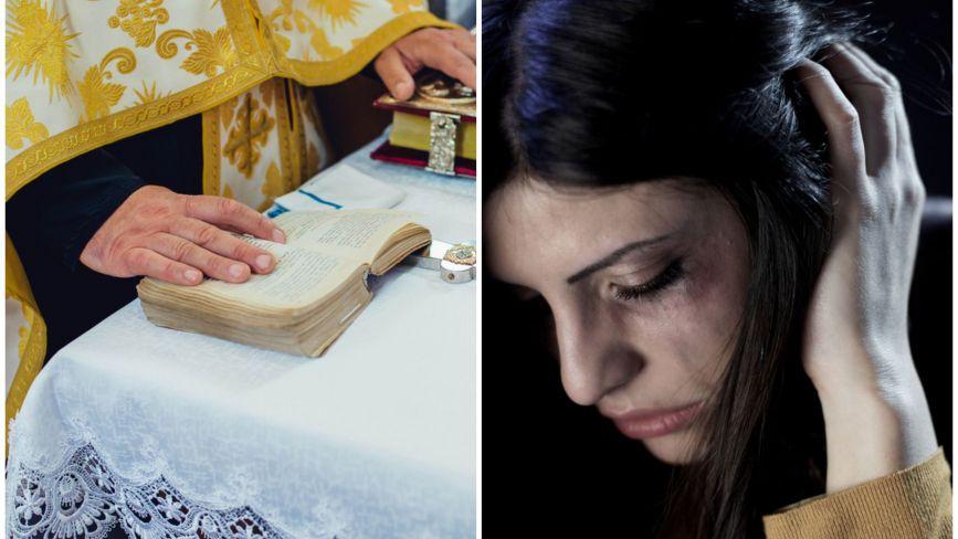 Яка доля жінки, яку побив священник? Жертви домашнього насильства: куди звернутись за допомогою