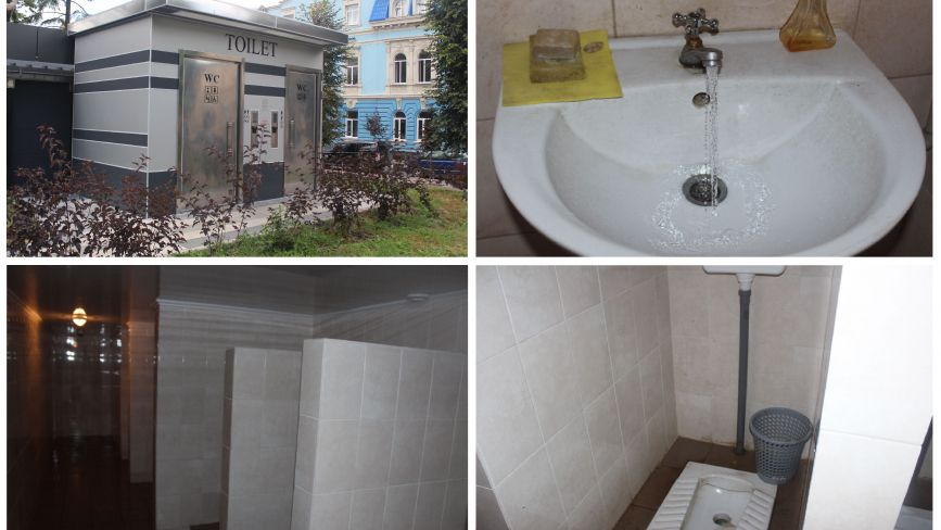 В одних – чистота, в інших – можна задихнутися. Ось такі громадські вбиральні у місті (РЕПОРТАЖ)