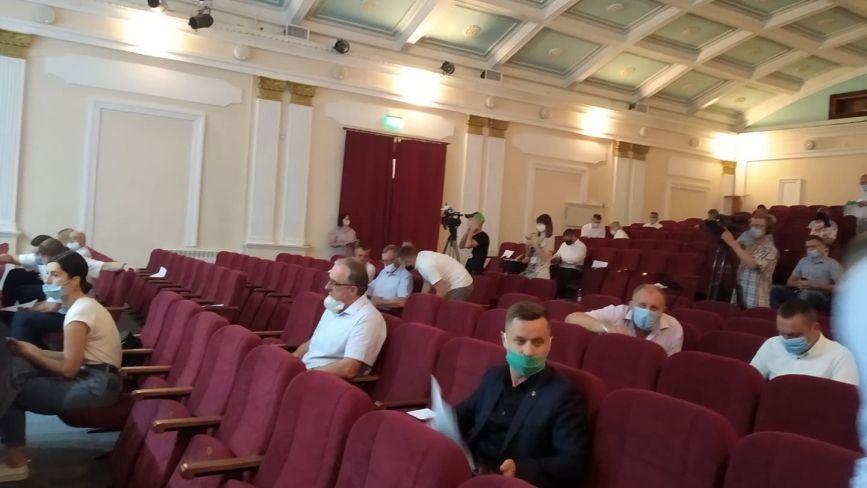 Зміни у раді: міські депутати створили нову фракцію