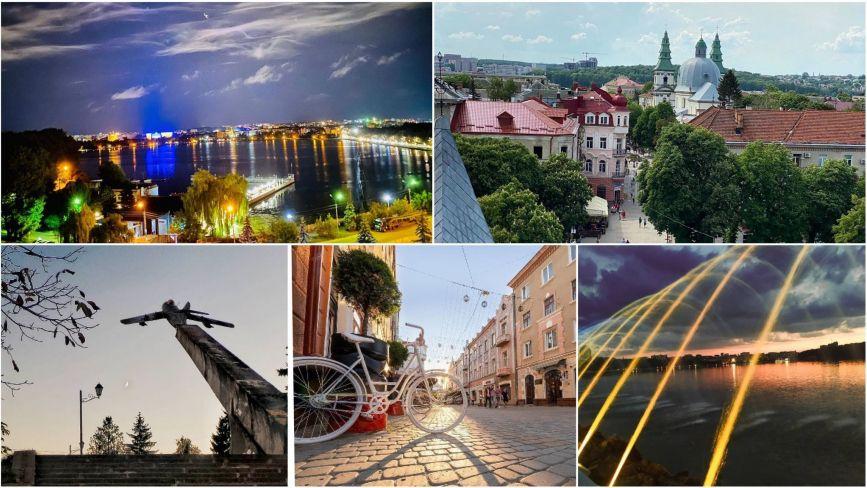 """""""Мій неймовірний Тернопіль"""": ТОП-10 фото до Дня міста з Instagram"""