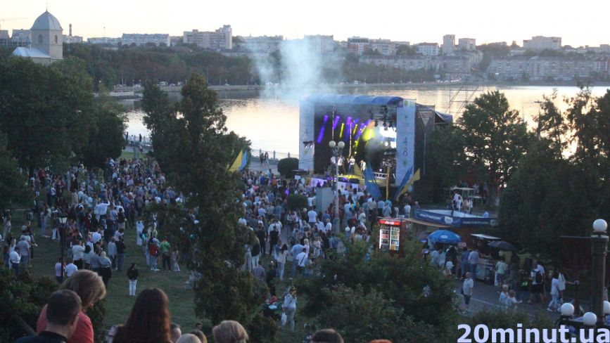 Вулиці повні людей: як тернополяни гучно святкували День міста (ФОТОРЕПОРТАЖ)