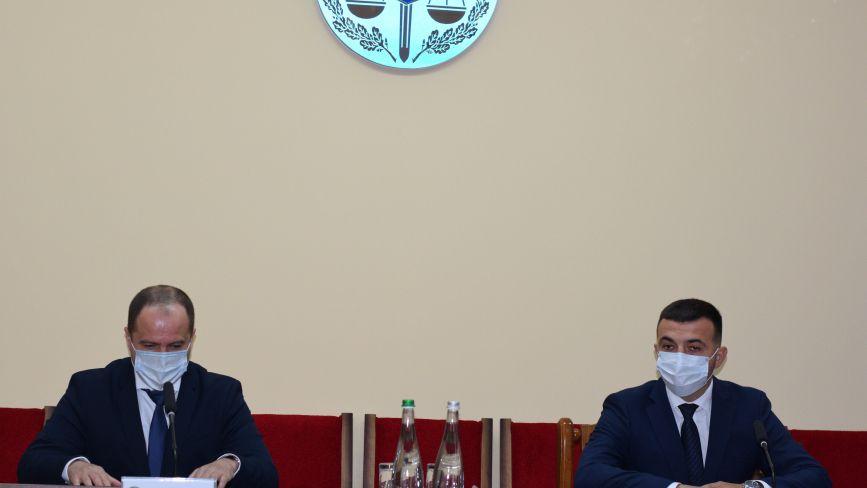 У Тернополі представили нового керівника обласної прокуратури Миколу Петришина (ФОТО)