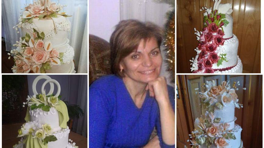 """""""Перед роботою прибираю вдома і молюся"""": жінка з Теребовлянщини понад 20 років пече весільні короваї"""