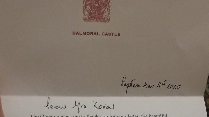 Повірила в диво! Як тернополянка писала лист до королеви Єлизавети та за три місяці отримала відповідь