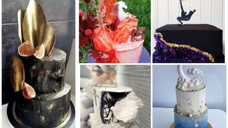 ТОП-10 неймовірних тортів, які тернополяни опублікували в Instagram