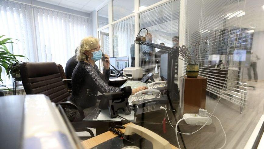 У Тернополі презентували роботу Ситуаційного центру та служби 1580 (ФОТО)