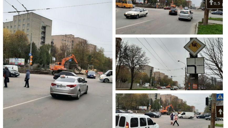 «Хто скоріше – той і правий»? Хто має першим проїхати перехрестя Київська-Тарнавського: пройдіть тест