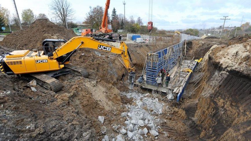 На Гаївському шляхопроводі триває будівництво другої черги: що уже зробили? (ФОТО)