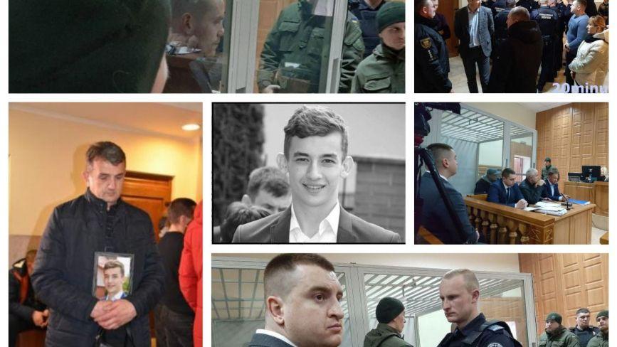 """Як обвинувачені у вбивстві Віталія Гнатишина біля """"Алюру"""" хотіли уникнути покарання через Верховний суд"""