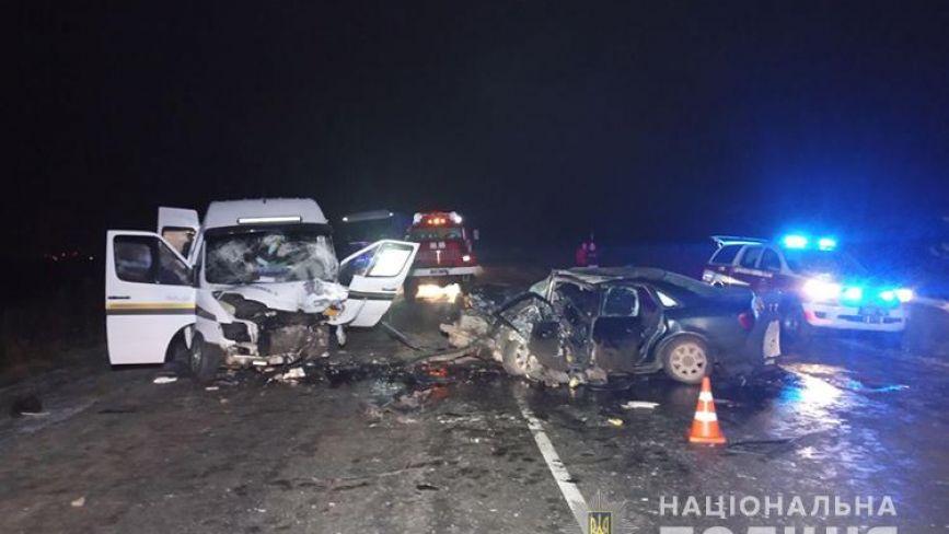 Смертельна ДТП на Кременеччині: 26-річний водій Audi помер дорогою до лікарні (ФОТО)