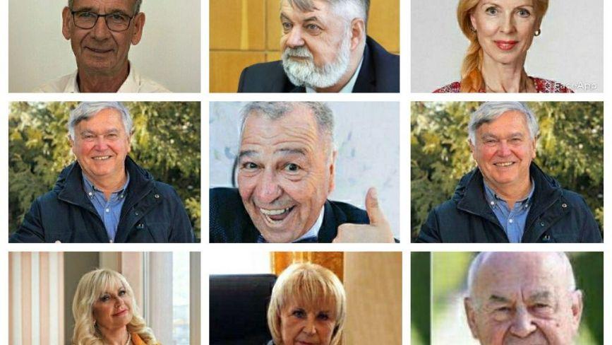 Face App: впізнай тернопільського депутата в старості
