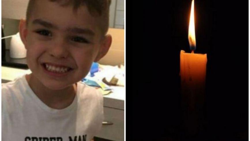 """""""Наш Сашунічка став ангелятком """": відійшов у вічність п'ятирічний хлопчик з Чорткова, якому збирали допомогу"""