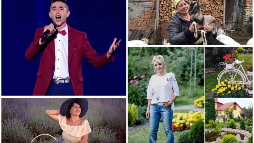 """Сільська блогерка, власниця казкового саду та найкращий """"Голос країни"""": рік, який приніс перемоги та відкрив нових людей"""