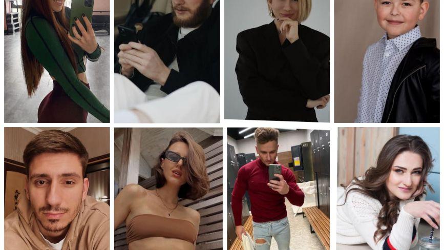 """Мають мільйони фоловерів і добре заробляють. ТОП-10 тернопільських Instagram-блогерів за версією """"20 хвилин"""""""