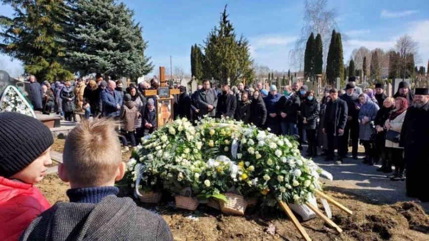 Поховали 21-річного Антона Зінкевича, який помер у Єгипті (ФОТО)