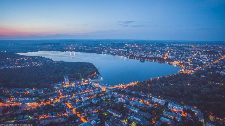 У якому районі Тернополя інфраструктура найкраща. Ми порівняли (КАРТИ, ГРАФІКА)