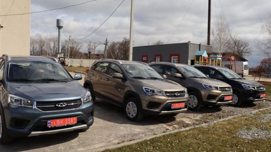 Автомобілі за мільйон. Для чого старостам у Байковецьку громаду придбали чотири кросовери?