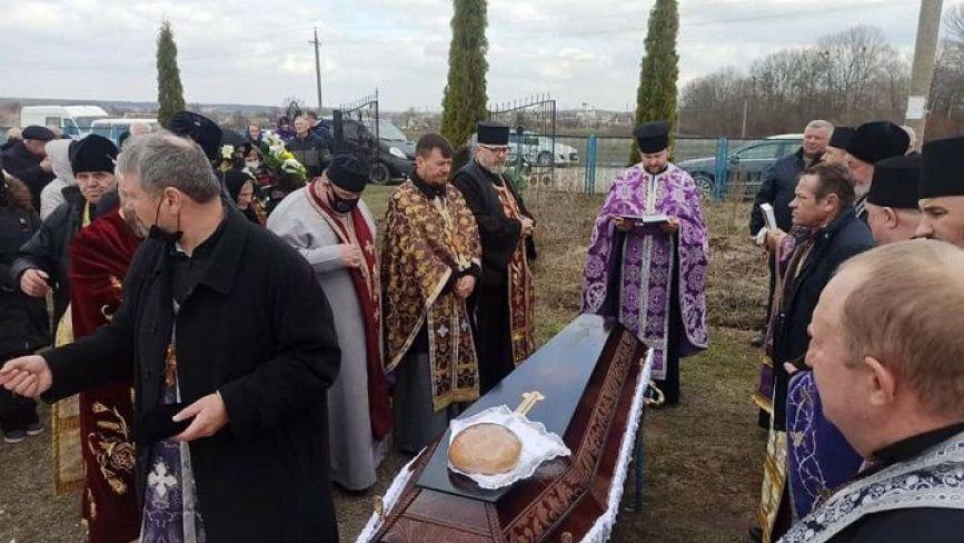 Не стало митрофорного протоієрея Сергія Галевича
