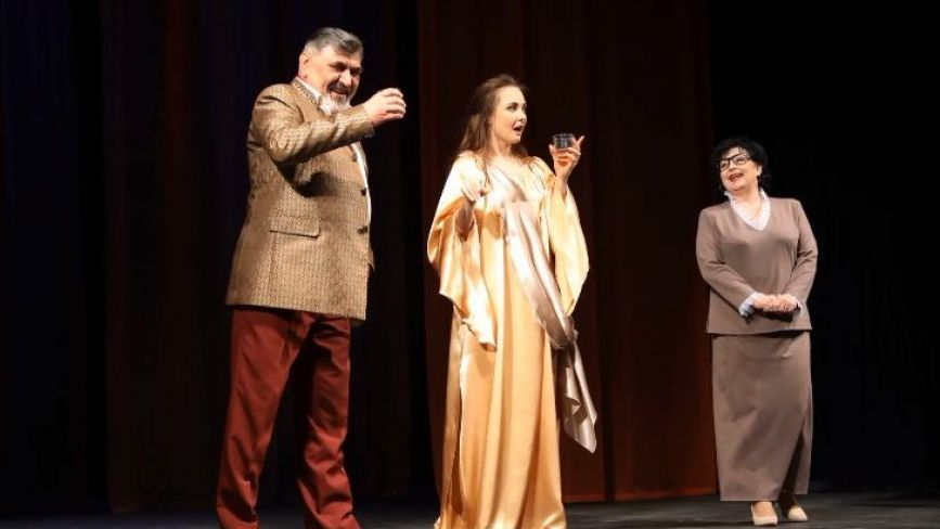 Тернопільський драмтеатр невдовзі відновлює вистави. Уже продають квитки на прем'єру та репертуар травня