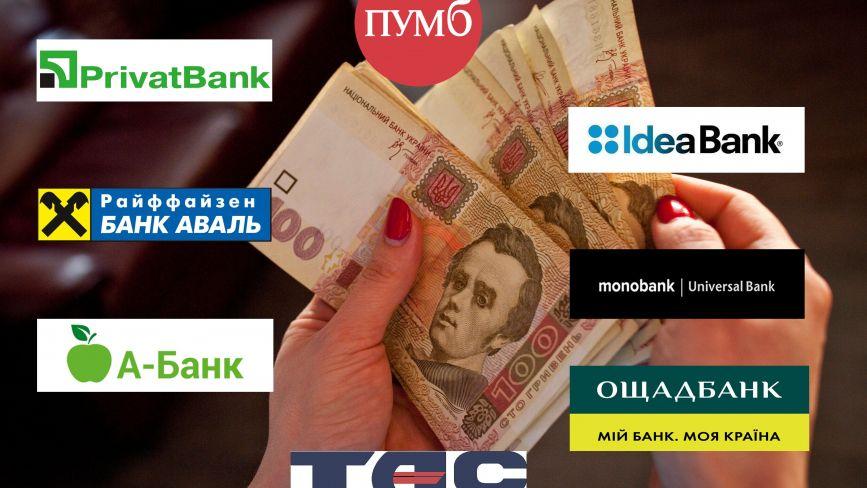 Чи будуть закривати відділення в Тернополі та які умови зараз для депозитів у банках (ГРАФІКА)