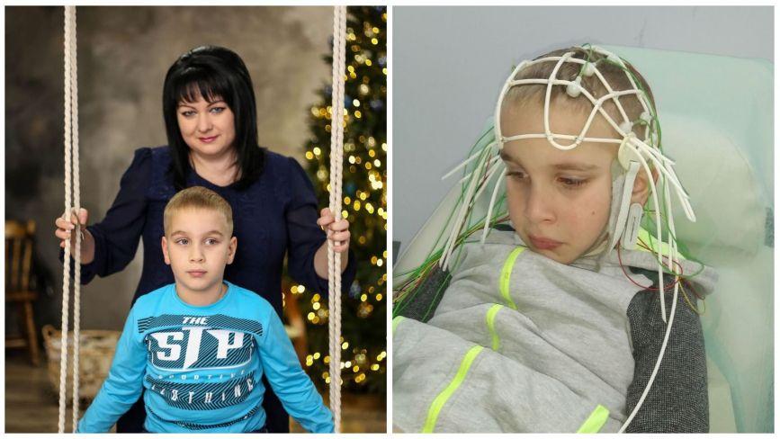У нас дуже мало часу, але надія є: допоможіть 6-річному Давиду зібрати кошти для пересадки