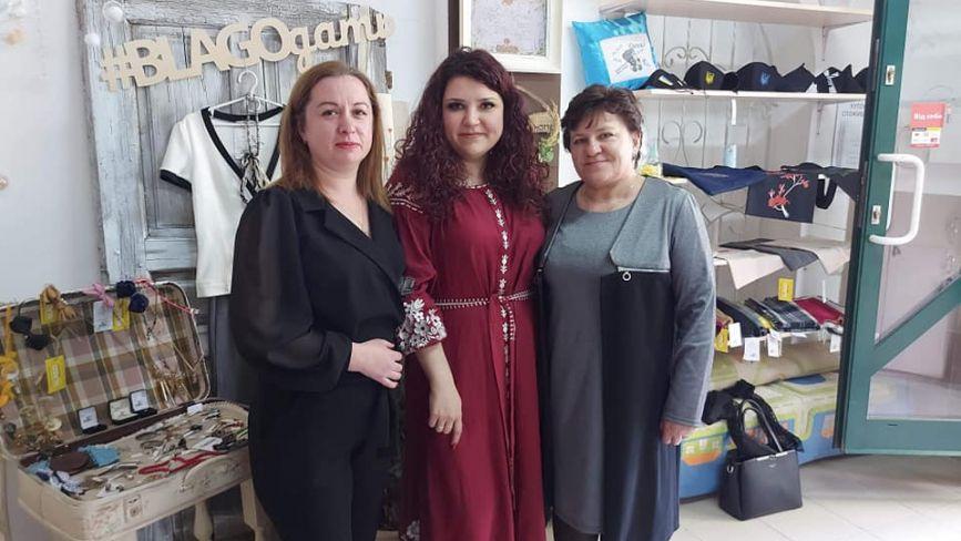 У Тернополі відкрили благодійний магазин