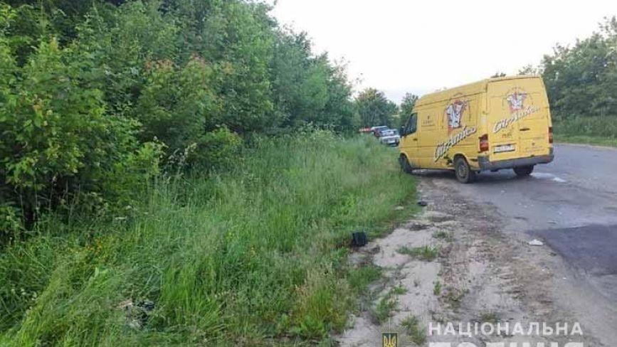 В ДТП на Тернопільщині загинув 13-річний школяр