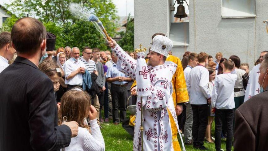 Особливому храму  поблизу Тернополя виповнилося 160 років (ФОТО)