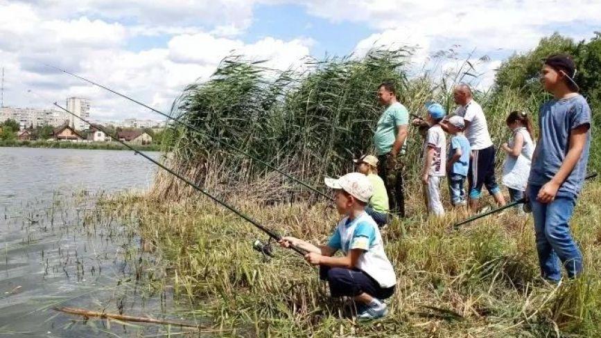 Тернопільські рибалки кличуть на фестиваль. Буде багато призів, смачна юшка та гарний настрій