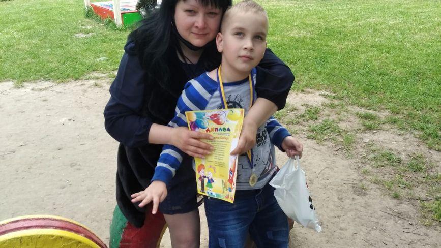 Люди, дякую вам за небайдужість: завдяки вашій допомозі 6-річний Давид з Тернополя має шанс одужати