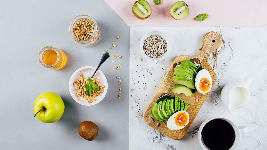Топ-9 варіантів корисних сніданків (ФОТО)