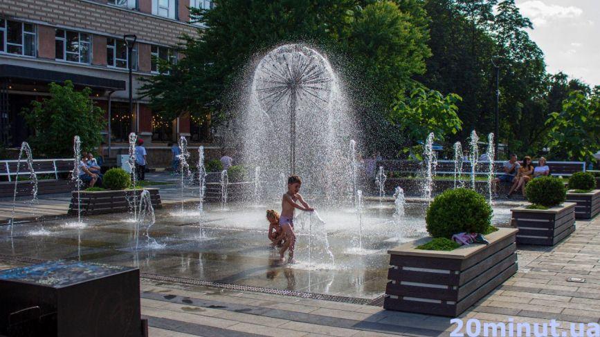 Як виглядають та чи працюють всі фонтани Тернополя? Ми перевірили
