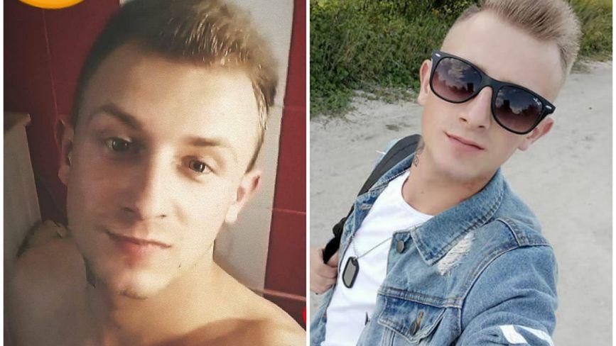 Півтора місяці не виходить на зв`язок: допоможіть розшукати 22-річного Сашка Каленика