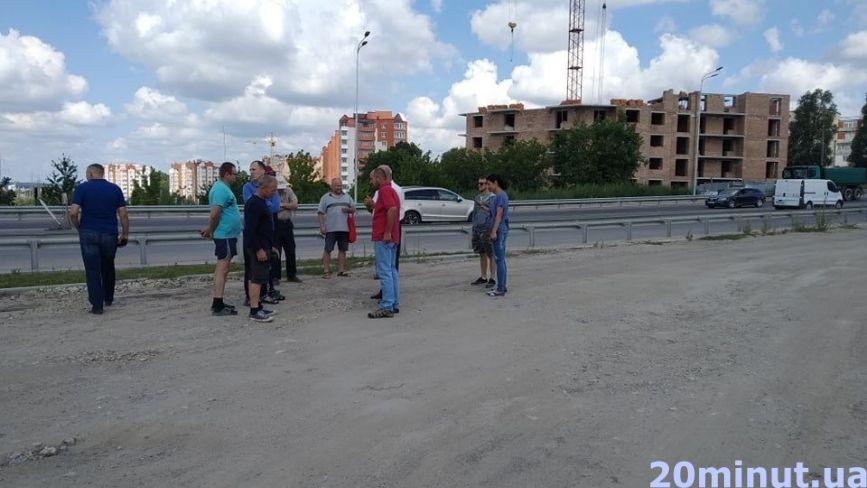 Акція протесту на Гаївському мості. Люди готові перекривати дорогу (НАЖИВО)