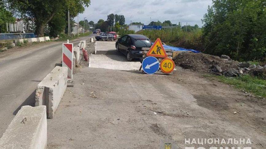 В аварії біля Скалата травмувалися чоловік і його двоє дітей