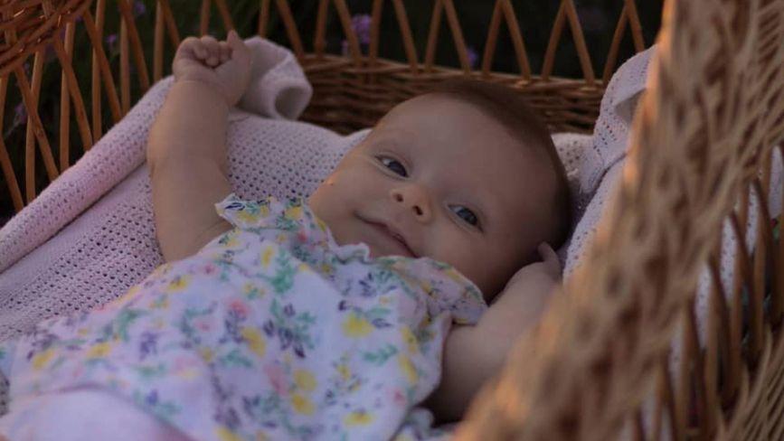 4-місячна Олівія, в якої рак крові, вже на лікуванні в Туреччині. Допоможіть сім`ї зібрати кошти