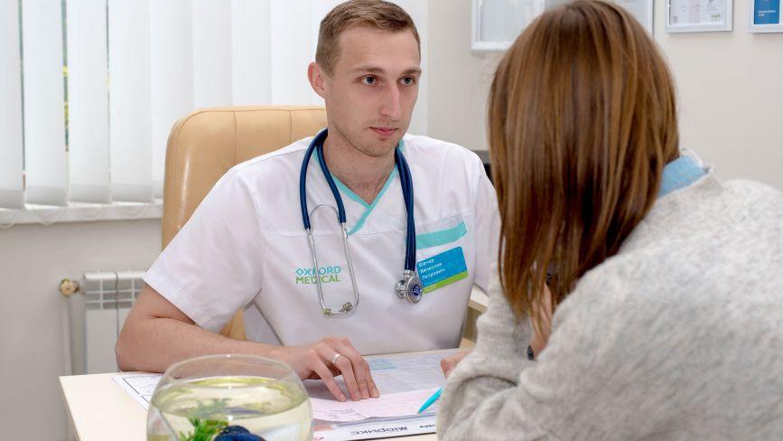 Чим лякає високий тиск  та що корисно для здоров'я серця, розповідає молодий кардіолог В'ячеслав Вівчар