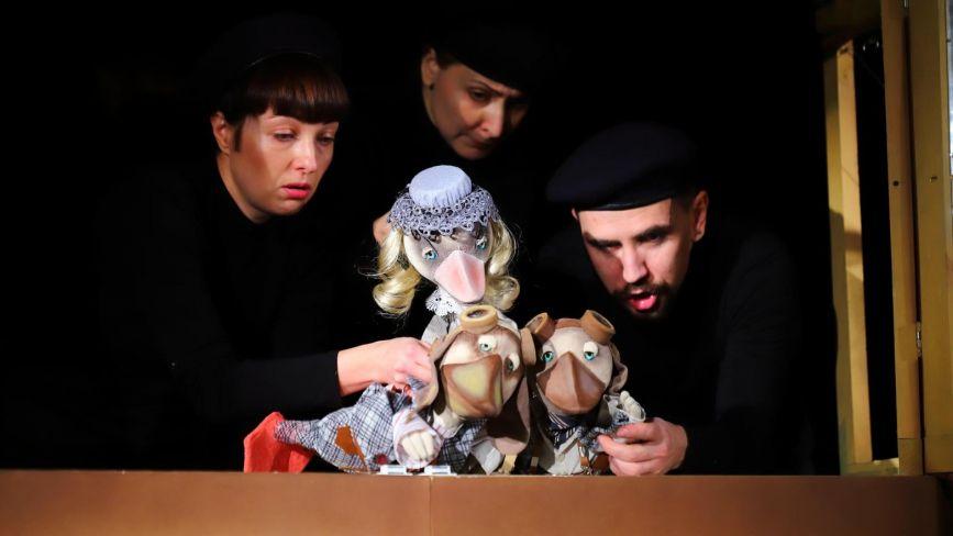 У Тернополі театр актора і ляльки відкрив новий театральний сезон