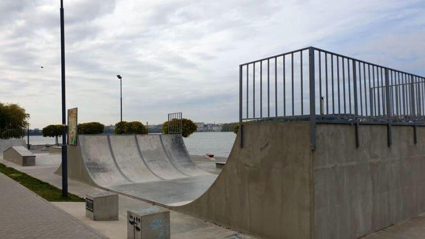 У Тернополі відремонтували конструкції скейт-парків (ФОТО ДНЯ)