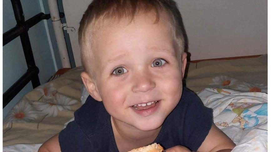 Життя Артемчика залежить від грошей: у 2-річного тернополянина виявили рак мозку. Відлік іде на дні