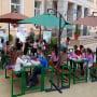 В одній із тернопільських шкіл з'явилась  сучасна відпочинкова лаундж-зона (ФОТО)