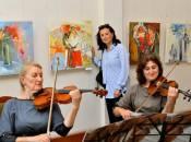 «Українська душа» надчутливої художниці Олесі Гудими