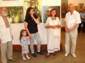 Сапфірове весілля відзначили виставкою