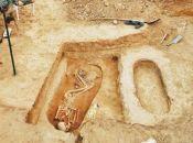 Тернопільські студенти під час археологічної експедиції виявили скелети, стріли, та бронзові вироби