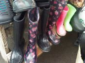 У дощову погоду врятують гумові чоботи: ціни на тернопільському ринку
