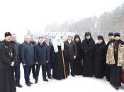 Патріарх Філарет прибув на Тернопільщину