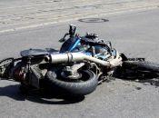 На Чортківщині двоє юнаків на мотоциклі потрапили у ДТП